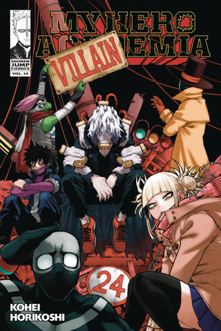 MY HERO ACADEMIA VOLUME 24