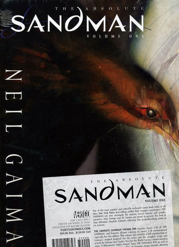 ABSOLUTE SANDMAN VOLUME 01 HC