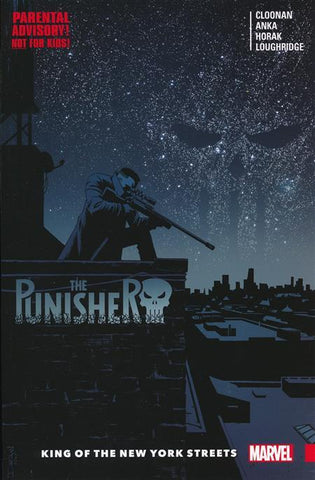 PUNISHER VOLUME 03 KING OF NEW YORK STREETS