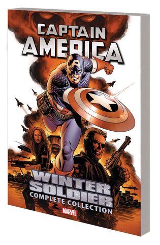 CAPTAIN AMERICA WINTER SOLDIER COMPLETE COLLECTION