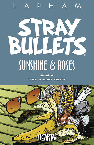 STRAY BULLETS SUNSHINE & ROSES VOLUME 04