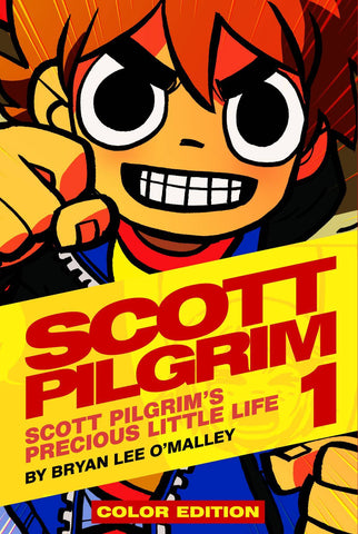 SCOTT PILGRIM COLOR VOLUME 01 HC