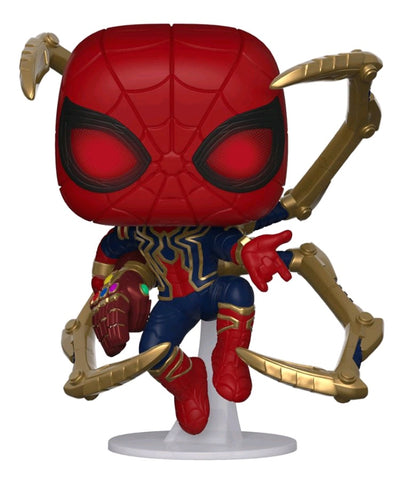 POP! MOVIES: AVENGERS ENDGAME: IRON SPIDER WITH NANO GAUNTLET