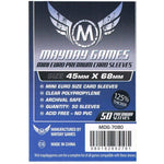 MAYDAY PREMIUM 50 PACK 45 X 68 MM CARD SLEEVES