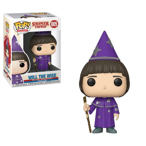 POP! TELEVISION: STRANGER THINGS: WILL THE WISE