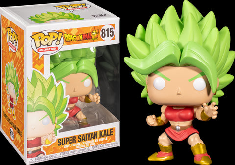 POP! ANIMATION: DRAGON BALL SUPER: SS KALE