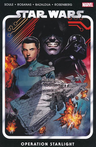 STAR WARS VOLUME 02 OPERATION STARLIGHT