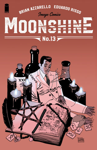 MOONSHINE COMIC PACK