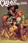 RAT QUEENS VOLUME 03 DEMONS