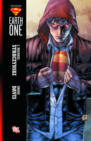 SUPERMAN EARTH ONE VOLUME 01