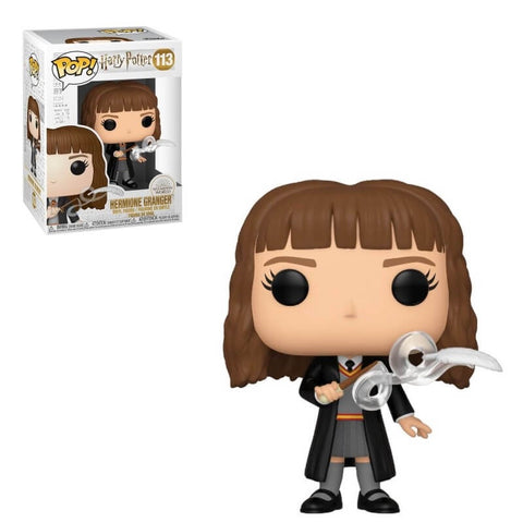 POP! MOVIES: HARRY POTTER: HERMIONE WITH FEATHER