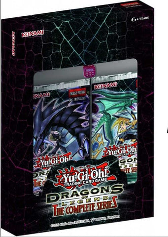 YUGIOH DRAGONS OF LEGENDS THE COMPLETE SERIES