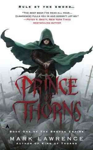 PRINCE OF THORNES BY MARK LAWRENCE