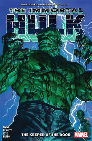 IMMORTAL HULK VOLUME 08 KEEPER OF THE DOOR