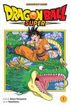 DRAGON BALL SUPER VOLUME 01