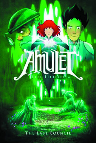 AMULET VOLUME 04 LAST COUNCIL