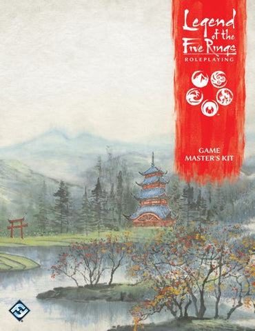 LEGEND OF THE FIVE RINGS ROLEPLAYING GAME MASTER'S KIT
