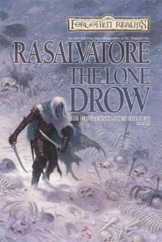 FORGOTTEN REALMS THE LONE DROW BY R A SALVATORE