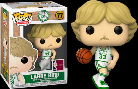 POP! NBA: CELTICS: LARRY BIRD