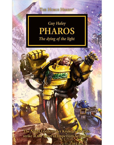 HORUS HERESY PHAROS BY GUY HALEY