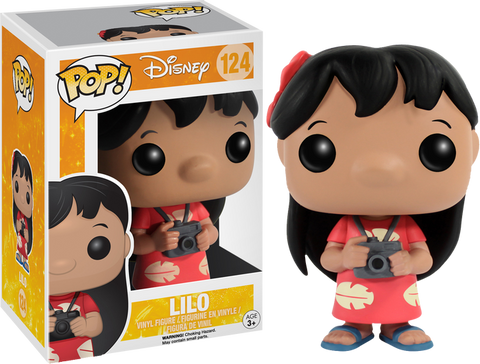 POP! DISNEY: LILO AND STITCH: LILO