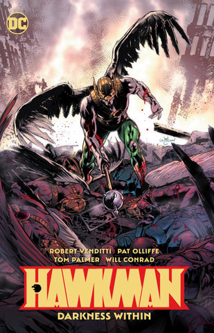 HAWKMAN VOLUME 03 DARKNESS WITHIN