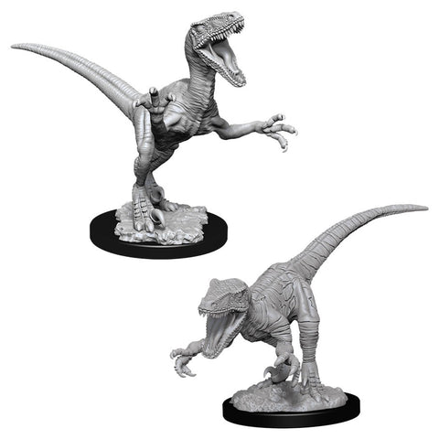 PATHFINDER BATTLES DEEP CUTS UNPAINTED MINI: RAPTORS