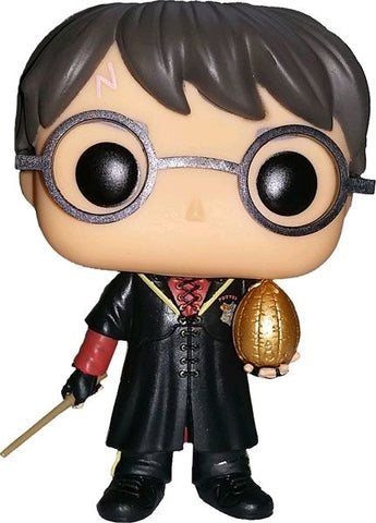 POP! MOVIES: HARRY POTTER: HARRY POTTER TRIWIZARD WITH EGG
