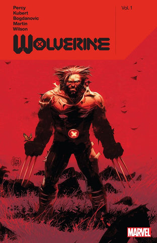 WOLVERINE BY BENJAMIN PERCY VOLUME 01