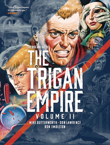 THE RISE AND THE FALL OF THE TRIGAN EMPIRE VOLUME 02