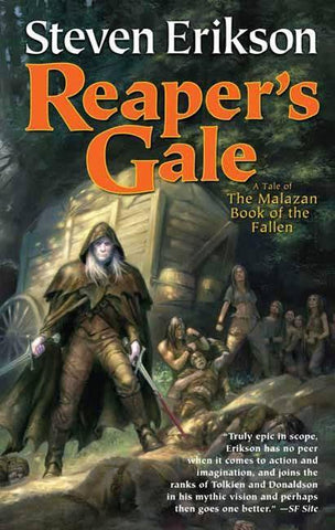REAPERS GALE BY STEVEN ERIKSON