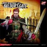 DUNGEONS & DRAGONS BETRAYAL AT BALDURS GATE