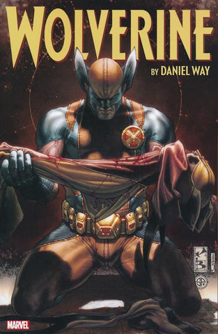 WOLVERINE BY DANIEL WAY COMPLETE COLLECTION VOLUME 04