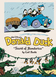 WALT DISNEY DONALD DUCK SECRET OF HONDORICA HC
