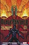 BLACK PANTHER BOOK 04 AVENGERS OF NEW WORLD