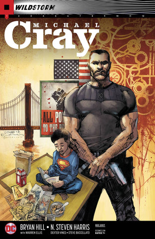 WILDSTORM MICHAEL CRAY #1