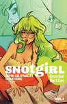 SNOTGIRL VOLUME 01 GREEN HAIR DONT CARE