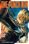 ONE PUNCH MAN VOLUME 02