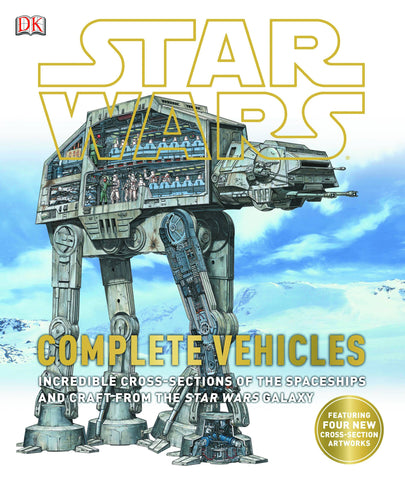 STAR WARS COMPLETE VEHICLES HC