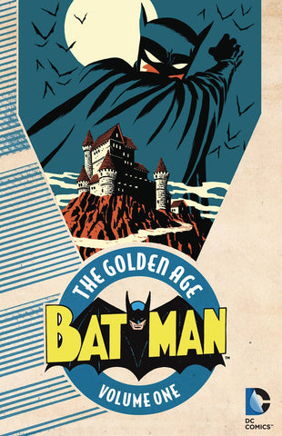 BATMAN THE GOLDEN AGE VOLUME 01