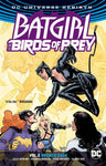 BATGIRL AND THE BIRDS OF PREY VOLUME 02 SOURCE CODE (REBIRTH)
