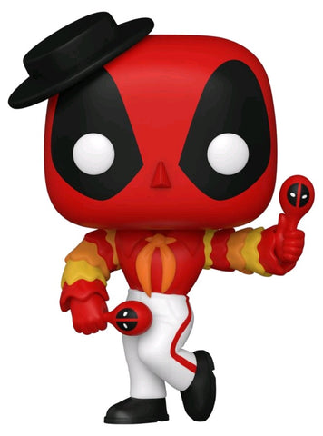 POP! MARVEL: FLAMENCO DEADPOOL