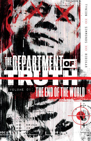 DEPARTMENT OF TRUTH VOLUME 01