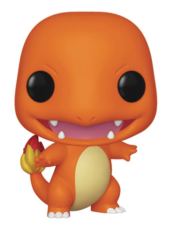 POP! GAMES: POKEMON: CHARMANDER