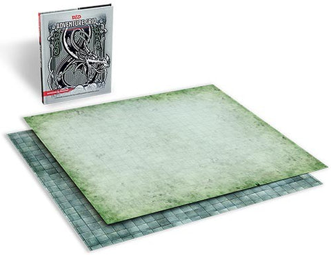 DUNGEONS & DRAGONS ADVENTURE GRID