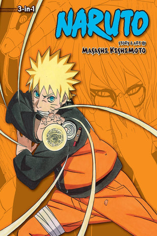 NARUTO 3IN1 VOLUME 18