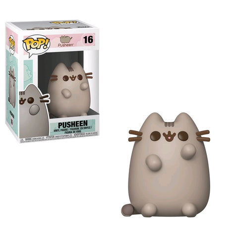 POP! ANIMATION: PUSHEEN