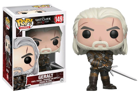 POP! GAMES: THE WITCHER: GERALT