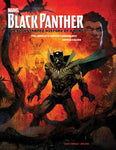 MARVELS BLACK PANTHER ILLUSTRATED HISTORY OF A KING HC