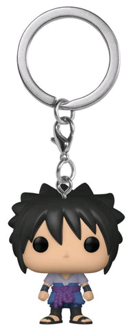 POCKET POP! ANIMATION: NARUTO: SASUKE KEYCHAIN